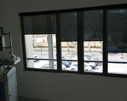 Stores films enrouleur protection solaire - Aix-en-Provence - Films Protect